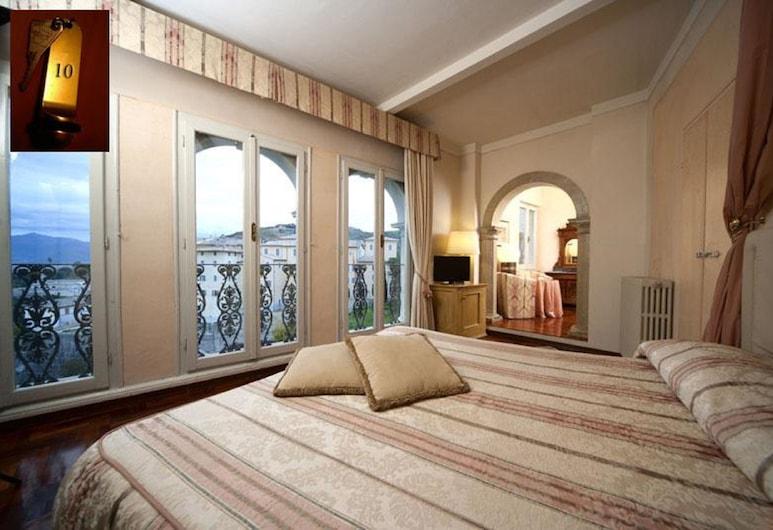 Palazzo Dragoni Residenza d'Epoca, Spoleto, Tripla Superior, Camera