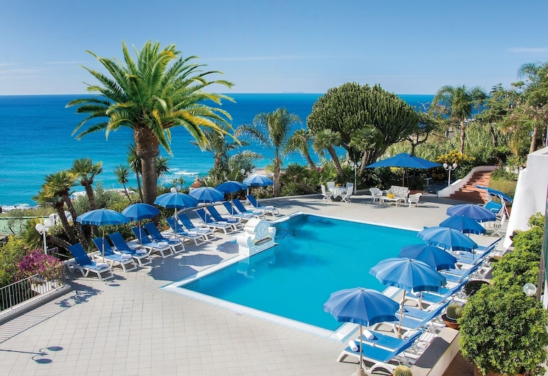 Hotel Capizzo, Forio, Açık Hava Spa Küveti