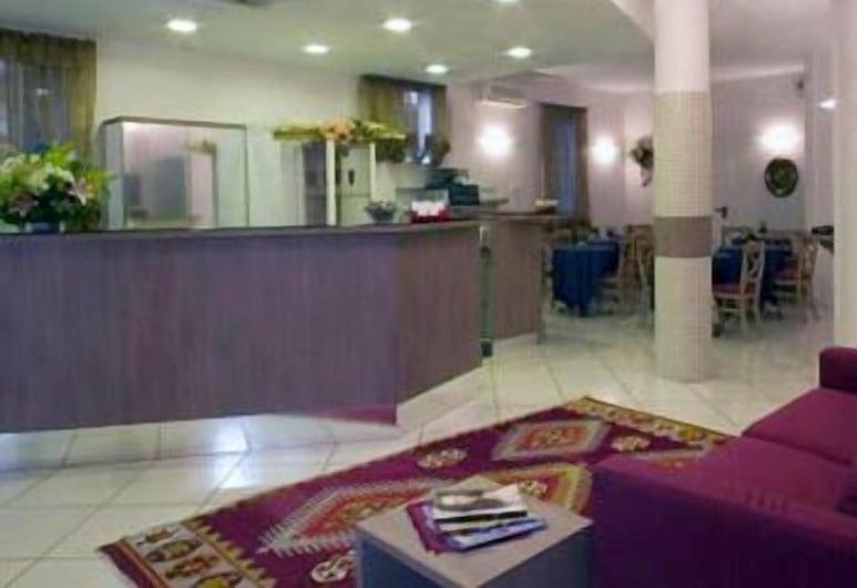 Hotel Giardinetto, Bologna, Reception