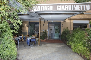 Selline näeb välja Hotel Giardinetto, Bologna