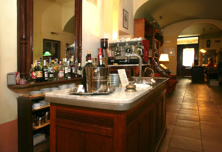 Hotel Azzi, Florence, Bar Hotel