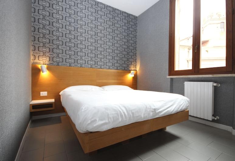 La Perla, Siena, Camera Deluxe con letto matrimoniale o 2 letti singoli, bagno privato, vista città, Camera