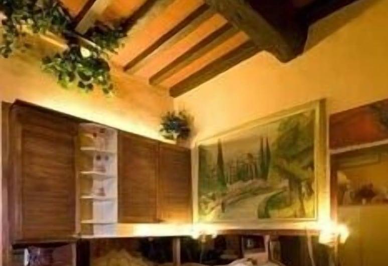 Soggiorno la Pergola, Florence, Chambre Double pour 1 personne, Chambre