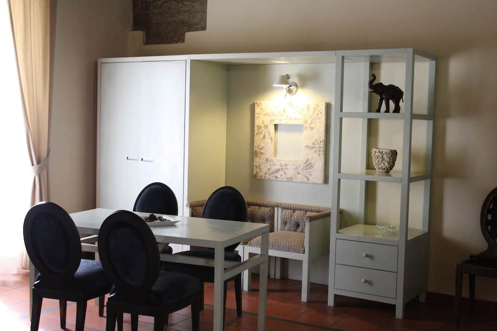 Appartamento Uso Singolo - Living Area