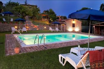A(z) Casale Virgili hotel fényképe itt: Siena