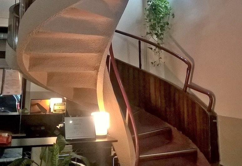 Hotel Del Sole, Μιλάνο, Σκάλα