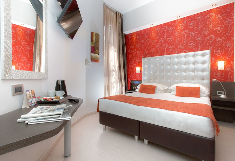 Hotel Piacenza, Milan, Double or Twin Room, Guest Room