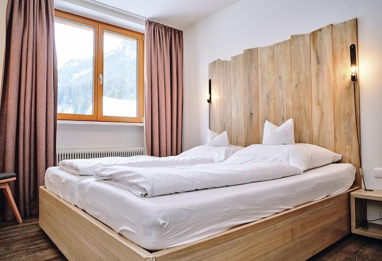 Hotel Tannenhof, Lechaschau, Departamento, balcón (3 Persons), Habitación