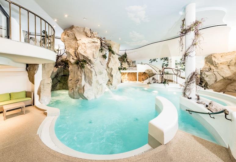 Almhof Call, Marebbe, Indoor Pool