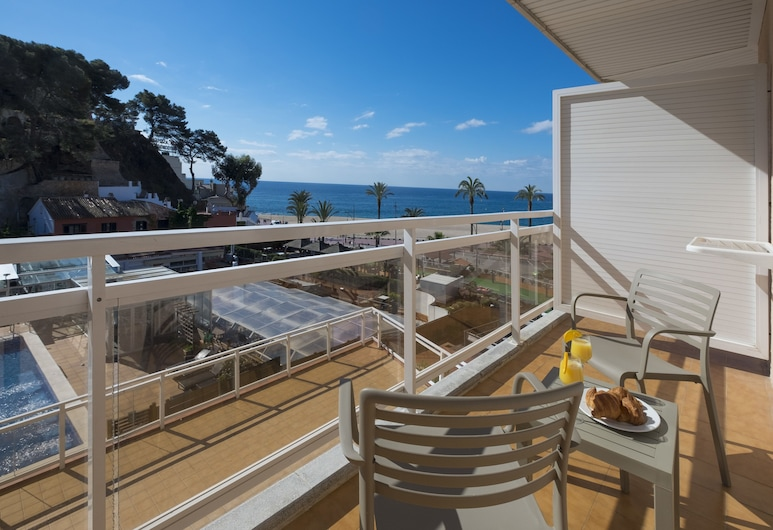 Hotel Rosamar & Spa****S, Lloret de Mar, Twin Room, Sea View, Balcony