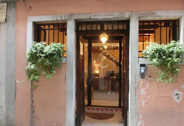 Locanda Art Deco, Venezia, Hotellinngang