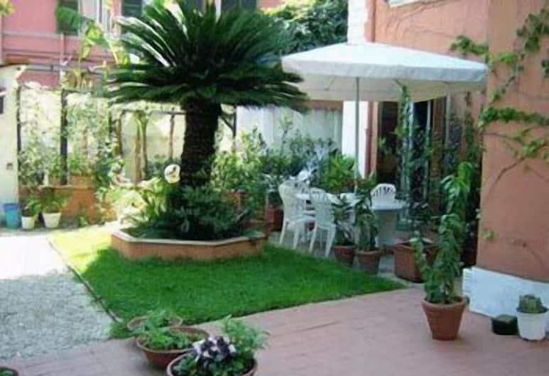 Vatican Garden House, Roma, Parco della struttura