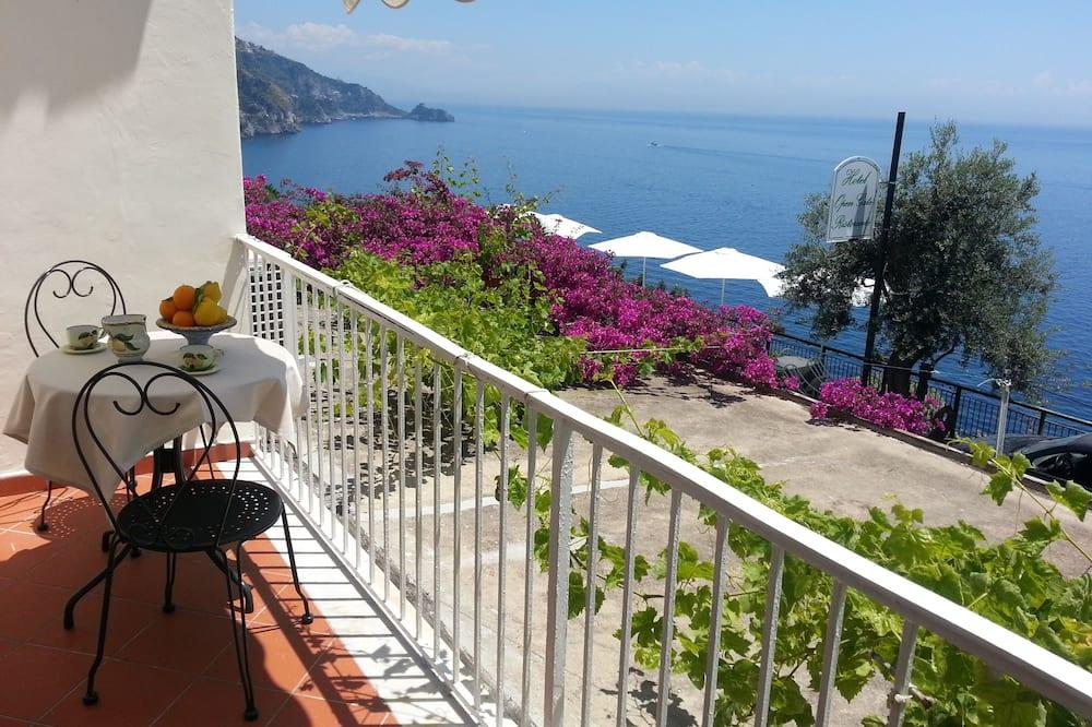 Štandardná dvojlôžková izba, balkón, výhľad na more - Balkón