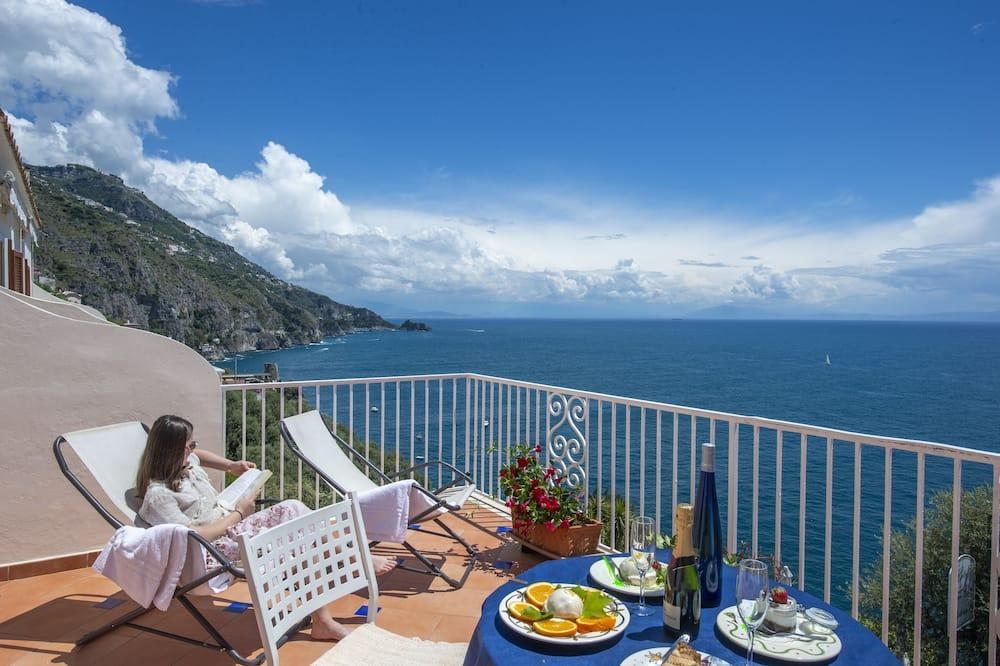 Trojlôžková izba typu Superior, balkón, výhľad na more - Vybraná fotografia