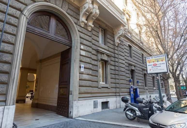 Marta Guest House, רומא, חזית המלון