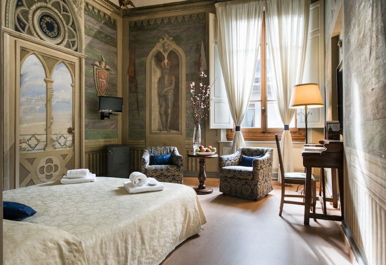 Residenza Castiglioni, Florence, Superior Double Room, Guest Room