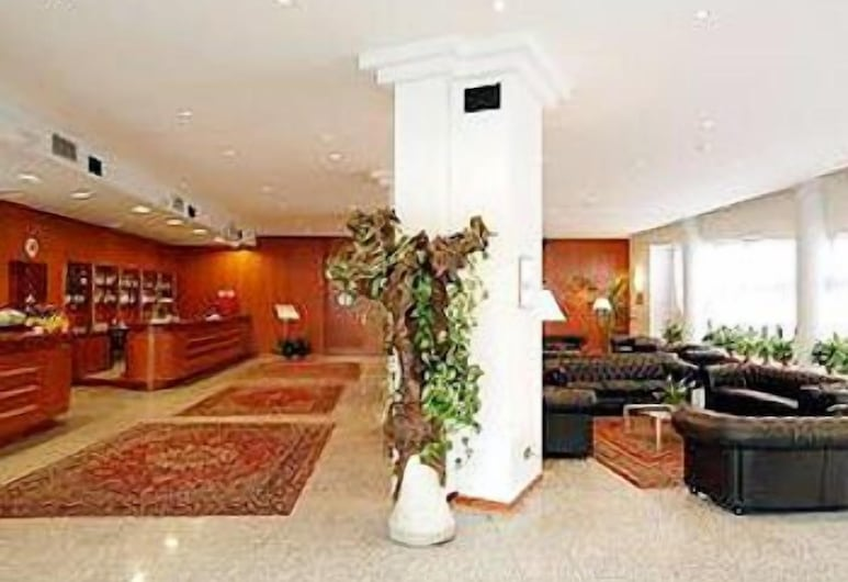 Hotel Il Duca D'Este, Ferrara, Lobby