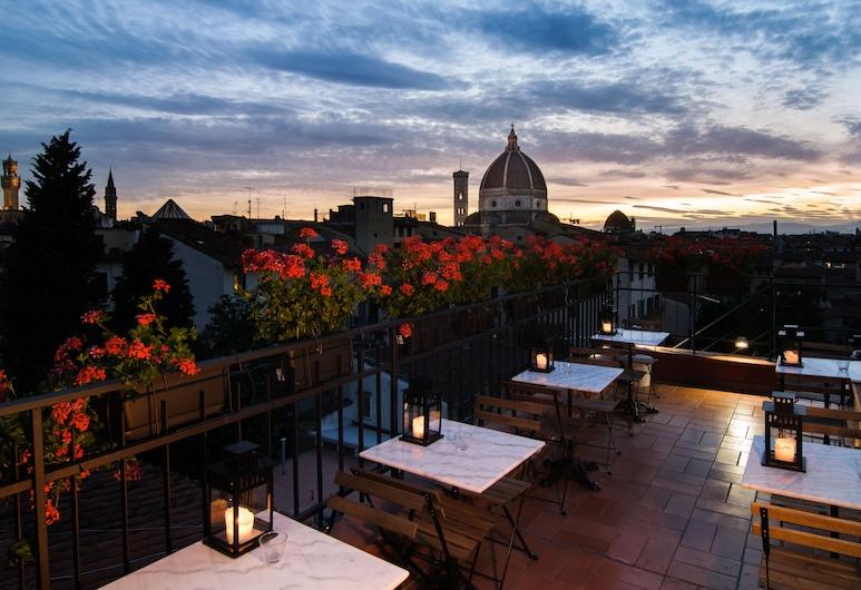Hotel Cardinal Of Florence, Florence, Hiên