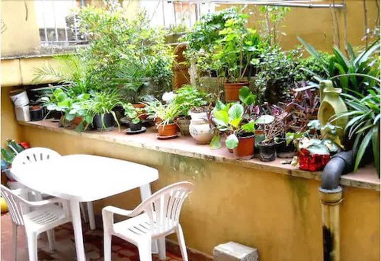 Stella's House, Roma, Terrazza/Patio