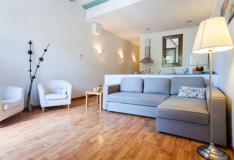 Citytrip Barceloneta Beach, Barcelone, Appartement Standard, 1 chambre (Passeig Colom 3), Chambre