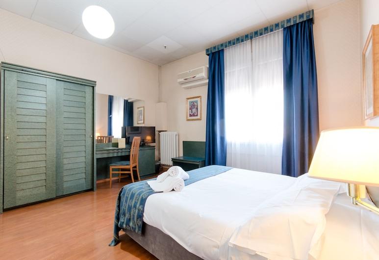 Albergo Centrale, Bologne, Chambre Double ou avec lits jumeaux, Chambre