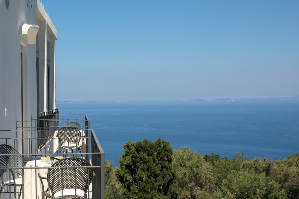 Izba typu Superior, výhľad na more - Balkón