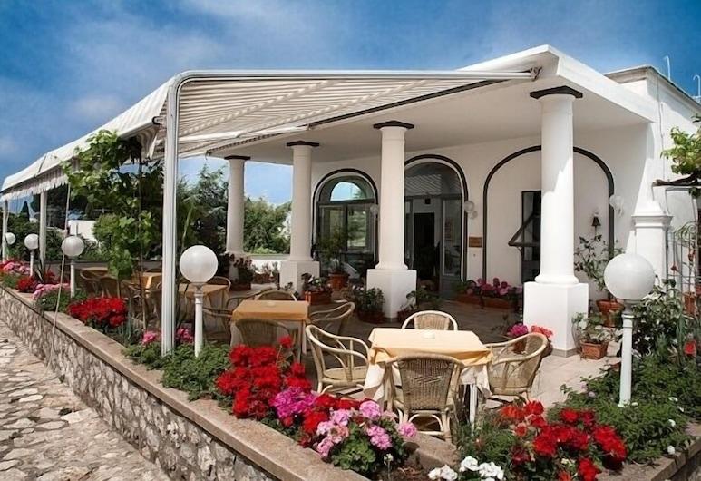 Hotel Bellavista, Anacapri, Terrasse/Patio
