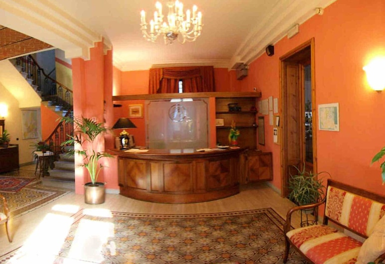 Hotel Savoia E Campana, Montecatini Terme