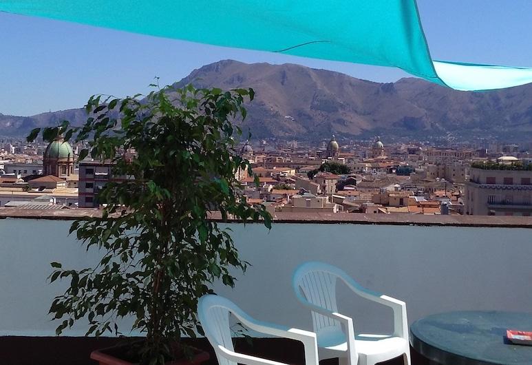 Hotel Libertà, Palermo, Terrace/Patio