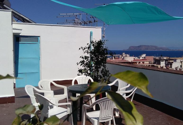 Hotel Libertà, Palermo, Terraza o patio