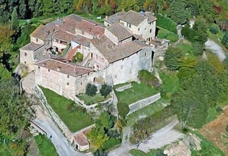 Castello di Monteliscai, Siena