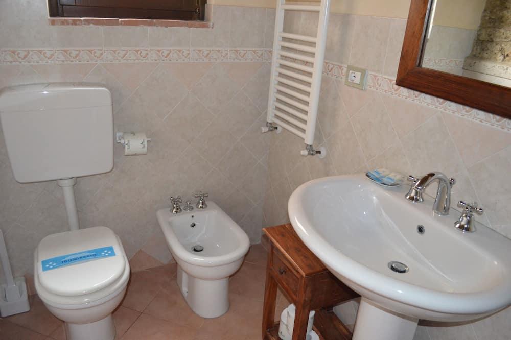 Διαμέρισμα (4 people) - Μπάνιο