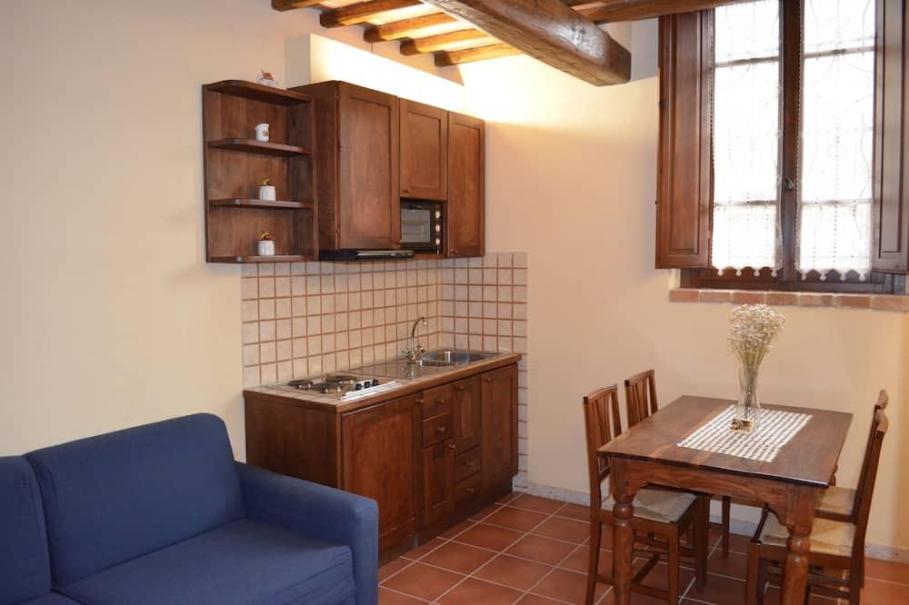 Διαμέρισμα (4 people) - Καθιστικό