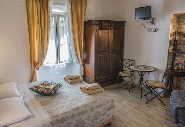 All'Ombra del Cupolone, Rome, Double Room, Guest Room