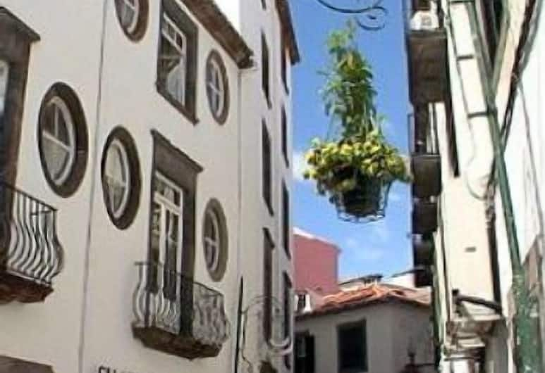 Residencial Chafariz, Funchal, Udendørsareal