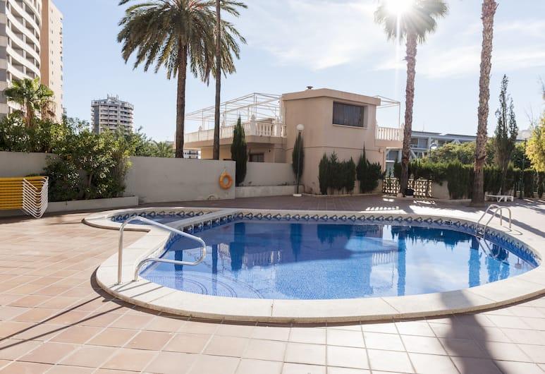 Apartamentos Michelangelo, Benidorm, Outdoor Pool