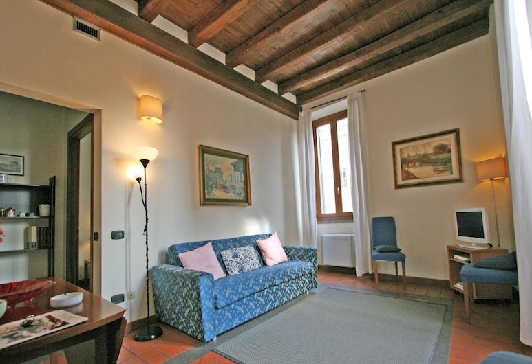 Casa Navona 1, Rom, Vardagsrum
