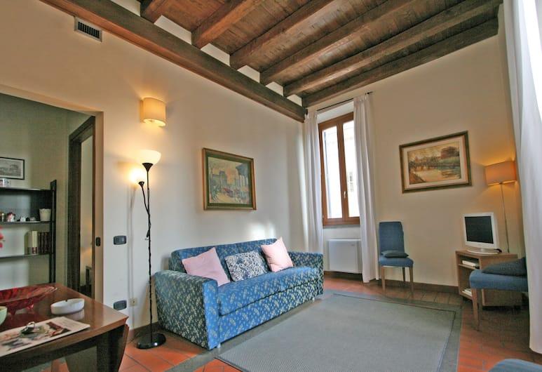 Casa Navona 1, Rome, Living Area
