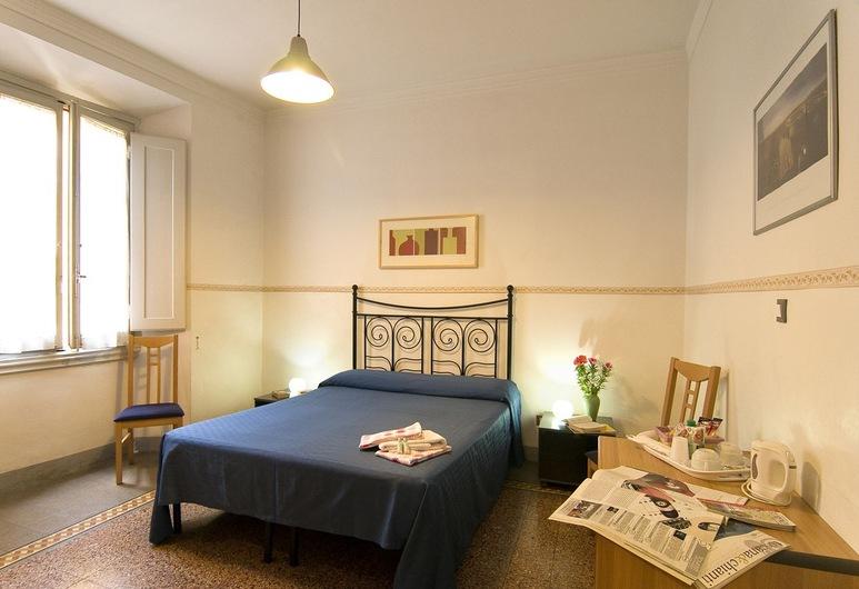 Soggiorno Primavera, Florence, Tweepersoonskamer, privébadkamer, Kamer