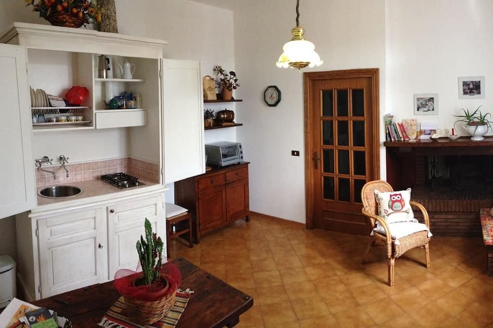 Pokój dla 1 osoby standardowy - Wspólna kuchnia