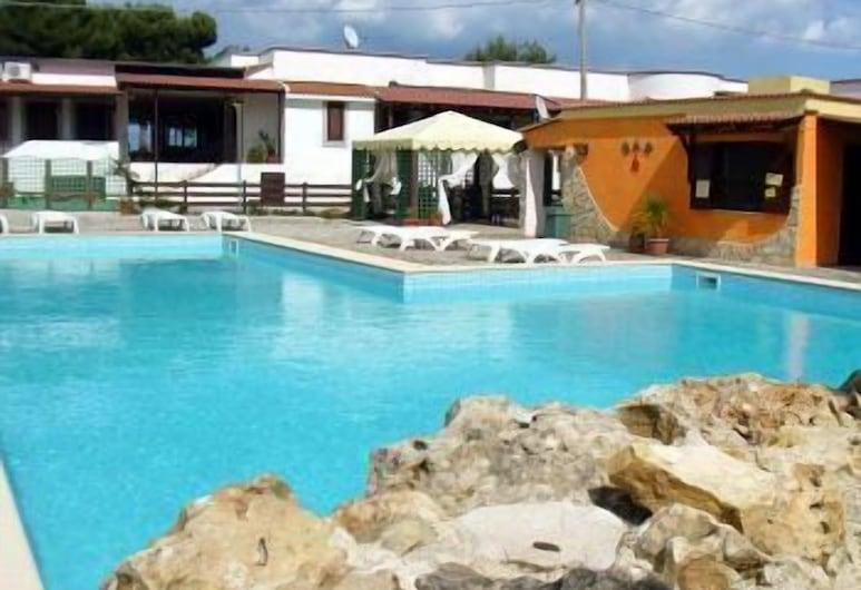 Parco Carabella Hotel, Vieste, Outdoor Pool