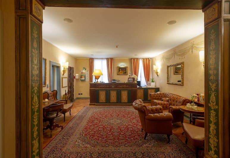 達萬劄蒂飯店, 佛羅倫斯, 大廳