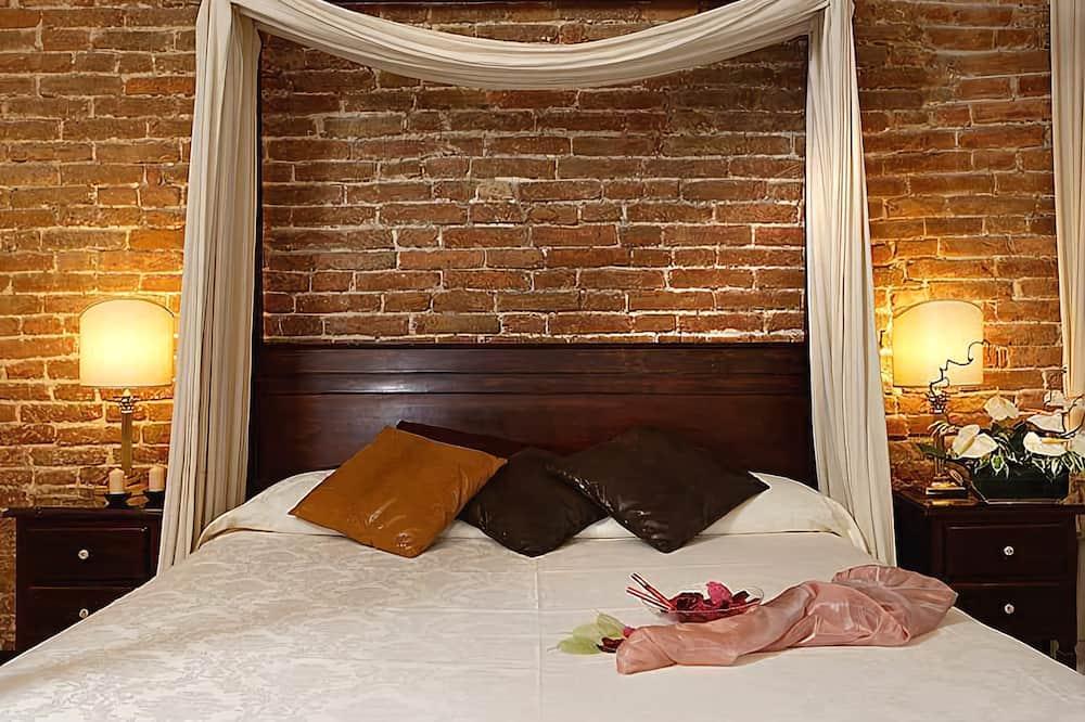 Pokoj Deluxe s dvojlůžkem (Four Poster Bed) - Pokoj