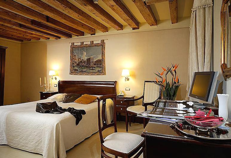 Ca' del Nobile, Venice, Classic Double or Twin Room, Guest Room
