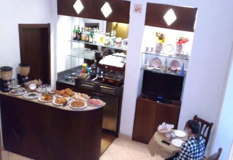 Hotel Bonazzi, Perugia, Salón en el lobby