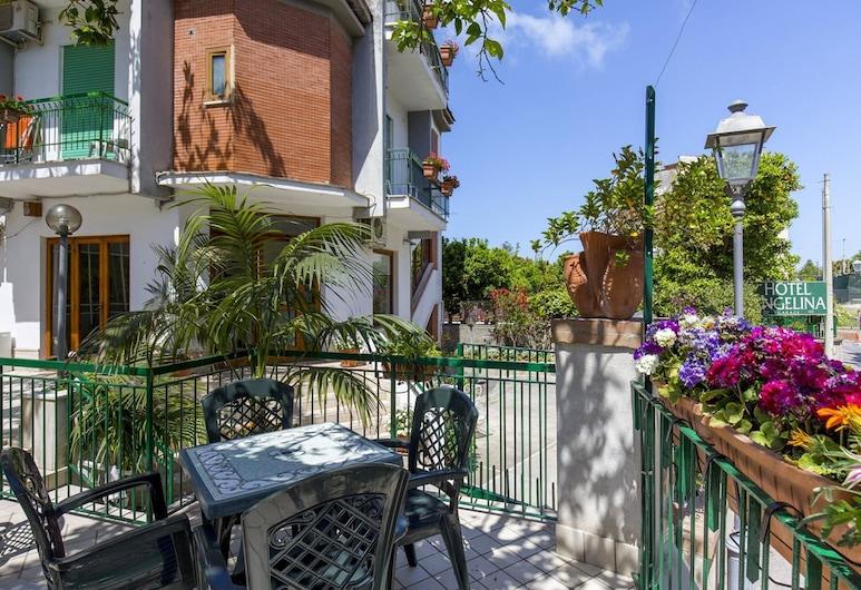 Hotel Angelina, Sant'Agnello, Terraza o patio