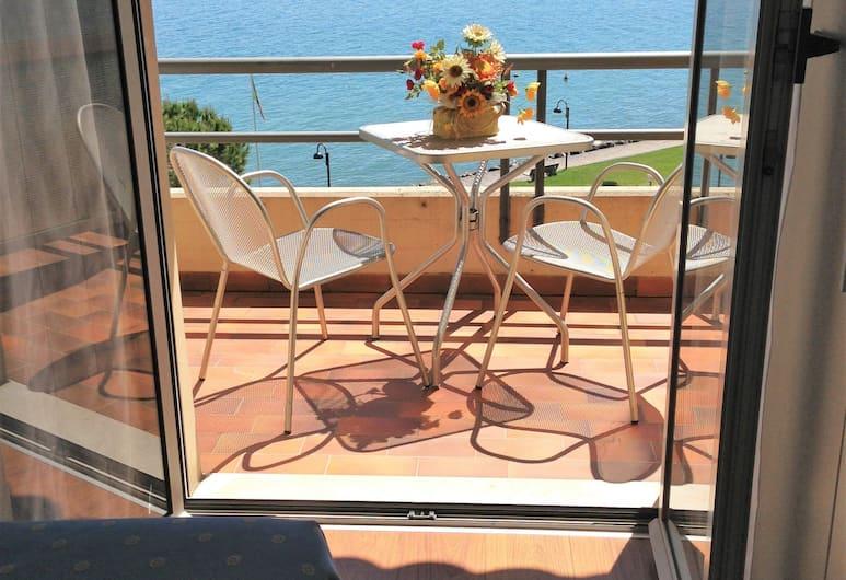 Hotel Ca' Serena, Sirmione, Dobbeltrom – superior, balkong, utsikt mot innsjø, Balkong