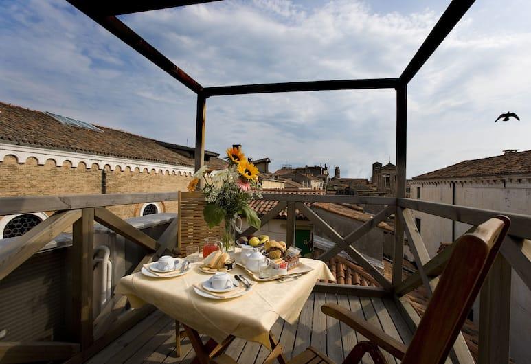 Ca' San Giorgio, Venezia, Suite Junior, terrazzo, Terrazza/Patio