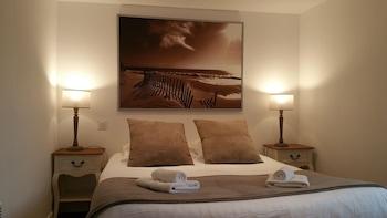Selline näeb välja Hôtel le Mulberry, Arromanches-les-Bains