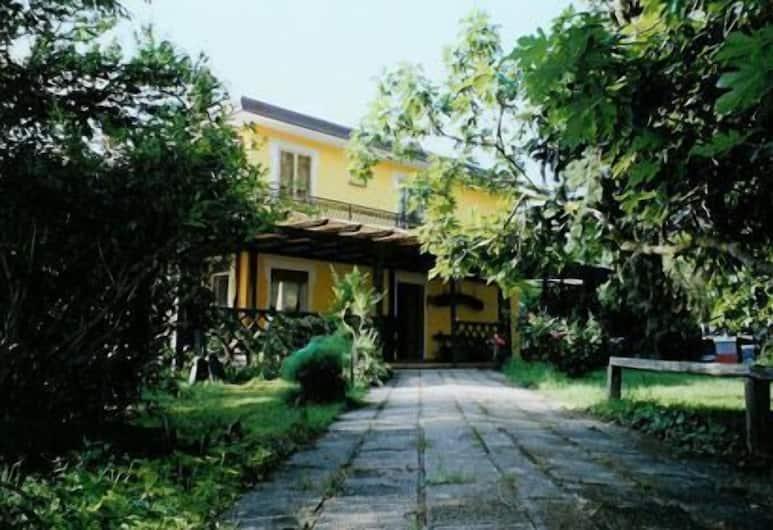 Casa del Miele, Mestre, Parco della struttura